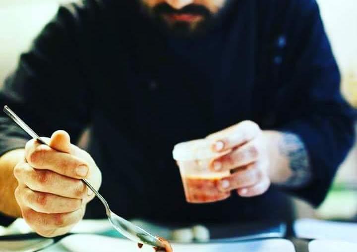 Vi presento lo chef AlbertoIacoboni