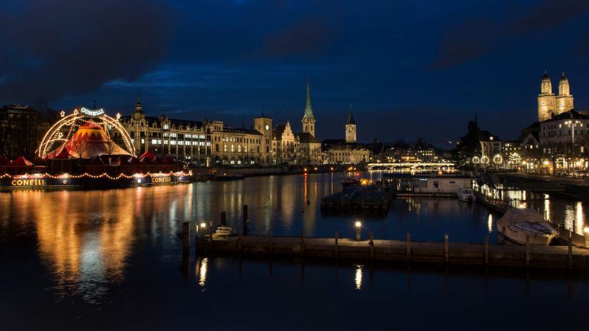 Zurigo: Christmas time