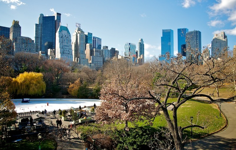 Travel in New York: The firstthings